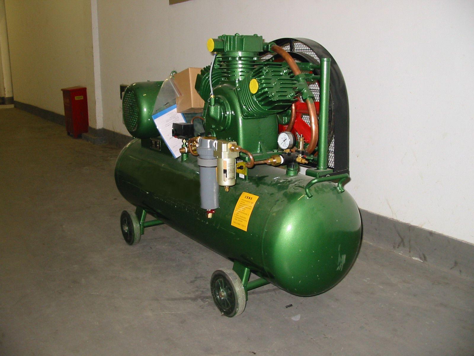 W-0.6/60空氣壓縮機 0.6m?/min 6MPA