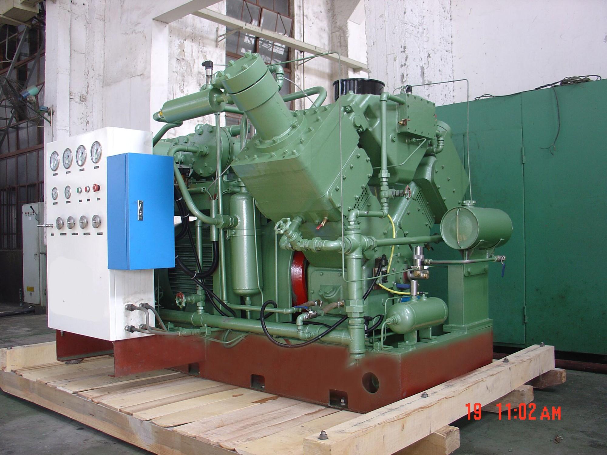 GS-600天然氣壓縮機 600m?/h