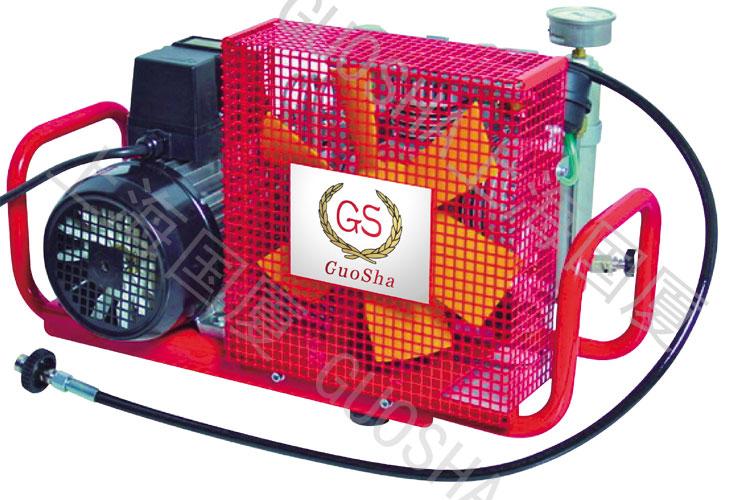 GSX100高壓空壓機(MCH-6空壓機)