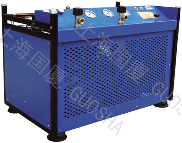 GSW200高壓空氣壓縮機300BAR30MPA4500psi